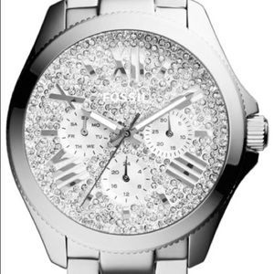Women's Fossil Cecile Watch!